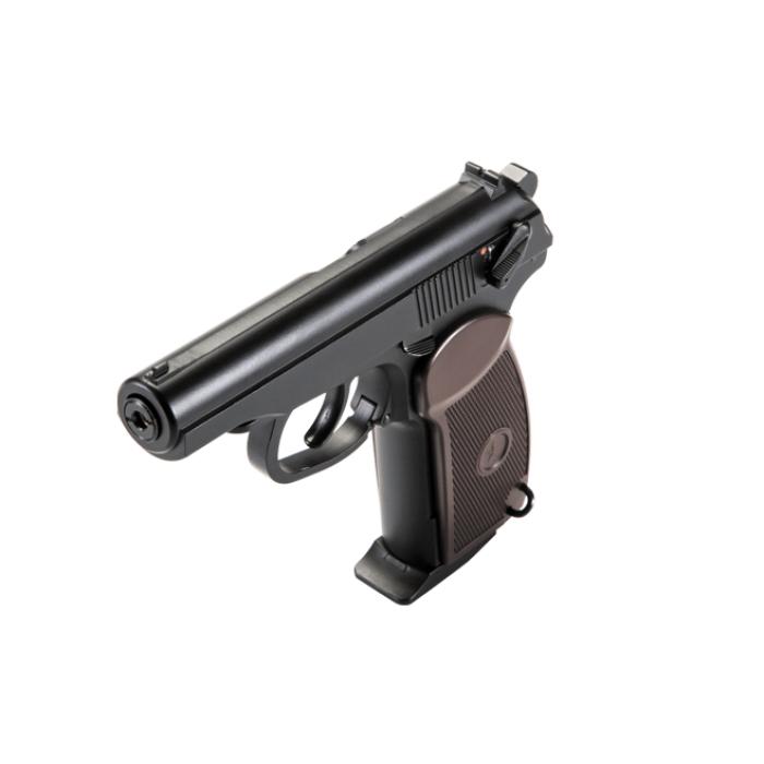 Umarex PM Makarov CO2 Air Pistol - Steel BB - South Yorkshire Airguns