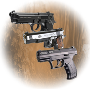 Pistols - C02 - South Yorkshire Airguns