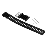 Suunto EON Steel Dive Computer Black Replacement Strap