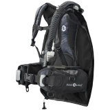 Aqualung Zuma Midnight Black Diving BCD