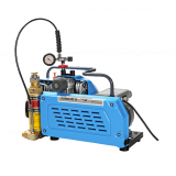 Bauer Junior II Portable Single Phase Electric Air Compressor