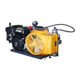 Bauer Poseidon PE100 Portable 4-Stroke Petrol Air Compressor