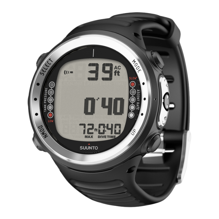 Suunto d4i black dive computer scuba diving superstore - Suunto dive computer ...