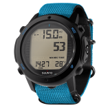 Suunto D6i NOVO Blue Zulu Dive Computer (Instructors Only)