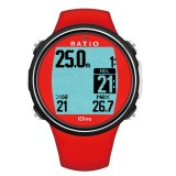 Ratio iDive Sport Easy Red Dive Computer