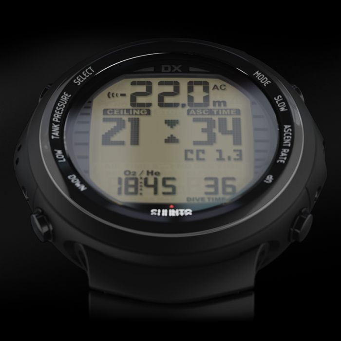 Suunto dx titanium dive computer usb interface - Suunto dive computer ...