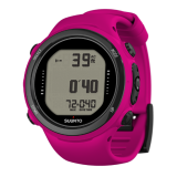 Suunto D4i Novo Pink Dive Computer Inc. USB interface