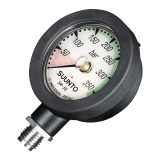 Suunto SM-36 Single Pressure Gauge (Complete With 15cm Hose)