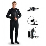 DUI BlueHeat Heated DiveWear Insulation (Womens Full Package)
