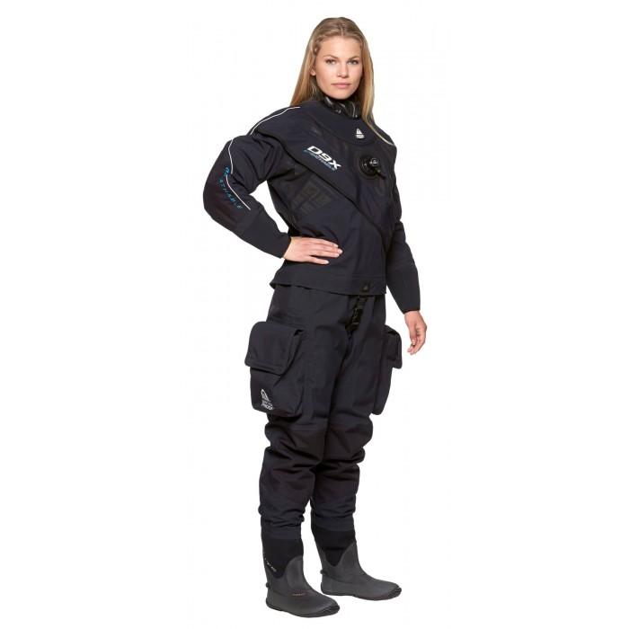 Waterproof D9X Breathable Womens Drysuit