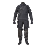 Ursuit Heavy Light Cordura FZ Front Zip Drysuit