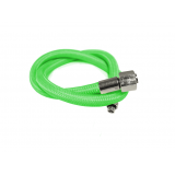 "Miflex Xtreme Green LP Regulator Hoses 3/8"" UNF Fitting"