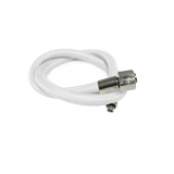 "Miflex Xtreme White LP Regulator Hoses 3/8"" UNF Fitting"