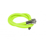 "Miflex Xtreme Yellow LP Regulator Hoses 3/8"" UNF Fitting"