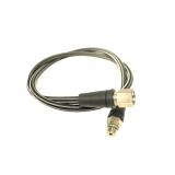"Miflex Black Carbon HD High Pressure Hoses 7/16"" UNF Fitting"