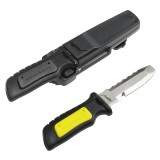 Underwater Kinetics Fusilier HYDRALLOY Blunt Tip Knife