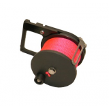Custom Divers Pink Reel Line