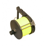 Custom Divers Yellow Reel Line