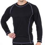DUI Mens EcoDiveWear Polartec Power Dry Pullover Top