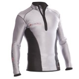 Sharkskin Mens Climate Control Long Sleeve Rash Guard Top