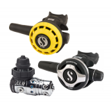 Scubapro EVO MK25 / S600 Regulator & R195 Octopus