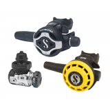 Scubapro EVO MK17/S620 Ti Regulator & R195 Octopus Set