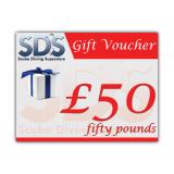 SDS £50 Equipment / Servicing Gift Voucher