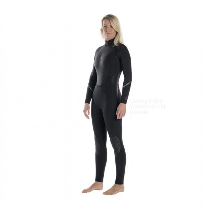 Fourth Element Proteus II 5mm Womens Wetsuit - Scuba Diving Superstore 6d96b1154