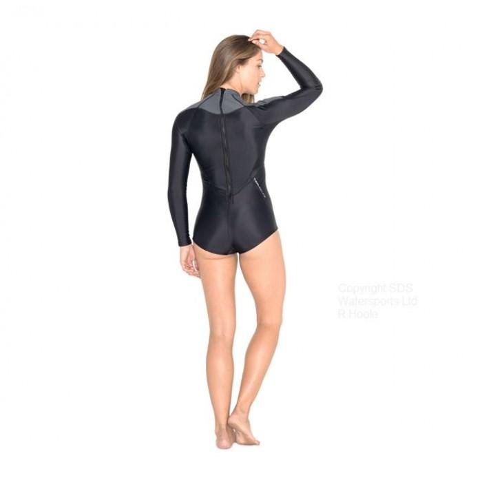 ca3b7ba720c Fourth Element Thermocline Womens Long Sleeve Swimsuit - Scuba ...