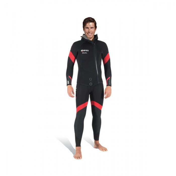 407b931d5c Mares Dual 5mm Mens Wetsuit - Scuba Diving Superstore