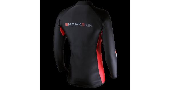 Chillproof Long Sleeve Full Zip Sharkskin Men/'s