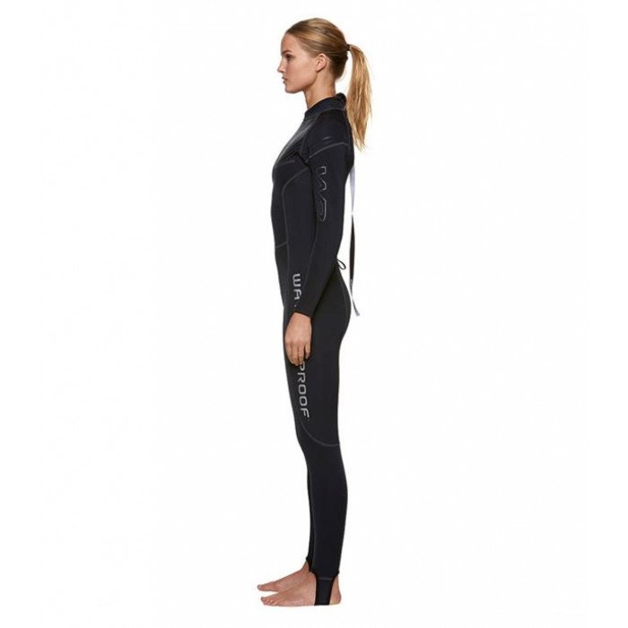 Waterproof Neoskin 1mm Supersoft Womens Wetsuit - Scuba Diving ... 532101499