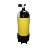 Faber 12L Litre Dumpy Scuba Diving Air Cylinder