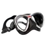Hollis M3 White Mask With GoPro Camera Mount
