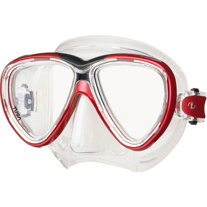c04231e12f8 Tusa Freedom One Mask - M-211 - Scuba Diving Superstore