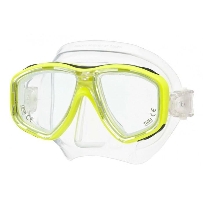 Tusa Geminus Mask at AquaGear® Swim Shop