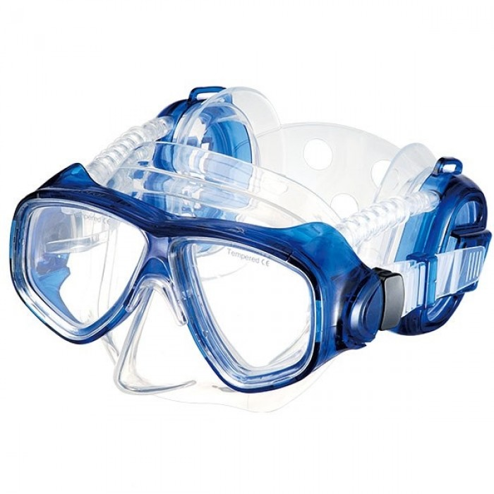 ca3d5af6f5 IST Sports ProEar Pressure Equalisation Mask - Scuba Diving Superstore
