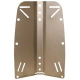 Custom Divers S40 Stainless Steel Wing Backplate