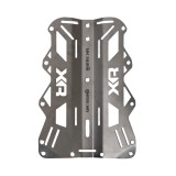 Mares XR 3mm Stainless Steel Backplate