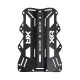 Mares XR 3mm Black Aluminum Backplate