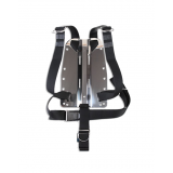 DIR Zone 3mm Backplate & Harness Set
