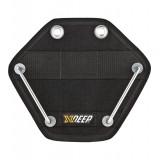 xDeep Sidemount Butt Plate