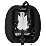 xDeep Hydros 50lb Wing System, Inc S/Steel Backplate & Harness