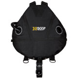 xDeep Stealth 2.0 Rec Setup Sidemount Wing System