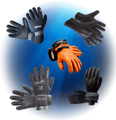 Scuba Diving Gloves